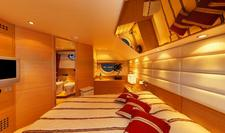 thumbnail-9 Aicon Yachts 67.0 feet, boat for rent in Saronic Gulf, GR