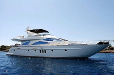 Enjoy the Miami Skyline from this Gorgeous Azimut