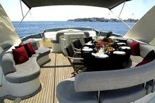 thumbnail-17 Azimut 80.0 feet, boat for rent in Miami, FL