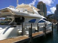 thumbnail-24 Azimut 80.0 feet, boat for rent in Miami, FL