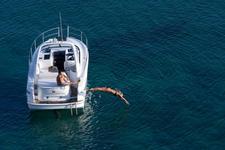 thumbnail-11 Bavaria Yachtbau 29.0 feet, boat for rent in Kvarner, HR