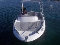 thumbnail-5 Bénéteau 21.0 feet, boat for rent in Zadar region, HR