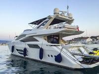 thumbnail-1 DOMINATOR SHIPYARD 78.0 feet, boat for rent in Istra, HR