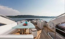 thumbnail-9 DOMINATOR SHIPYARD 78.0 feet, boat for rent in Istra, HR