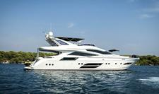 thumbnail-4 DOMINATOR SHIPYARD 78.0 feet, boat for rent in Istra, HR