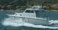 thumbnail-1 Damor 26.0 feet, boat for rent in Šibenik region, HR