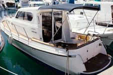 thumbnail-1 Damor 29.0 feet, boat for rent in Zadar region, HR