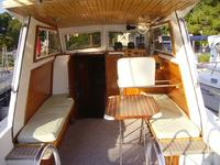 thumbnail-5 Donat Boats 27.0 feet, boat for rent in Zadar region, HR
