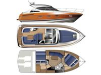 thumbnail-2 ELAN MOTOR YACHTS d.o.o. 32.0 feet, boat for rent in Zadar region, HR