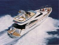 thumbnail-1 Fairline Boats 58.0 feet, boat for rent in Šibenik region, HR