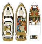thumbnail-2 Fairline Boats 58.0 feet, boat for rent in Šibenik region, HR