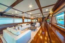 thumbnail-5 Ferretti Yachts Group 107.0 feet, boat for rent in Split region, HR