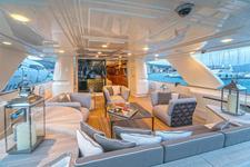 thumbnail-6 Ferretti Yachts Group 107.0 feet, boat for rent in Split region, HR