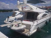 thumbnail-1 Ferretti Yachts Group 46.0 feet, boat for rent in Split region, HR