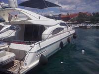 thumbnail-5 Ferretti Yachts Group 46.0 feet, boat for rent in Split region, HR