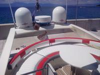 thumbnail-11 Ferretti Yachts Group 46.0 feet, boat for rent in Split region, HR