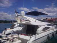 thumbnail-6 Ferretti Yachts Group 46.0 feet, boat for rent in Split region, HR