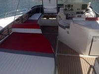 thumbnail-4 Ferretti Yachts Group 46.0 feet, boat for rent in Split region, HR