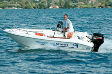 thumbnail-1 GS Nautica - Donar d.o.o. 15.0 feet, boat for rent in Istra, HR