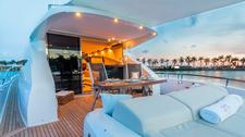 thumbnail-15 Lazzara 75.0 feet, boat for rent in Miami, FL