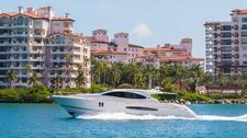 thumbnail-2 Lazzara 75.0 feet, boat for rent in Miami, FL