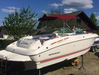 thumbnail-3 Monterey 24.0 feet, boat for rent in Šibenik region, HR