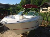 thumbnail-4 Monterey 24.0 feet, boat for rent in Šibenik region, HR