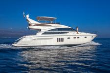 thumbnail-1 Princess Yachts 63.0 feet, boat for rent in Split region, HR