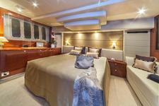 thumbnail-11 Princess Yachts 63.0 feet, boat for rent in Split region, HR