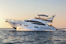 thumbnail-4 Princess Yachts 63.0 feet, boat for rent in Split region, HR