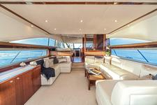 thumbnail-7 Princess Yachts 63.0 feet, boat for rent in Split region, HR