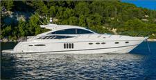 thumbnail-1 Princess Yachts 66.0 feet, boat for rent in Split region, HR