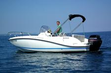 thumbnail-1 Quicksilver 20.0 feet, boat for rent in Zadar region, HR