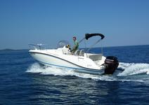 thumbnail-2 Quicksilver 20.0 feet, boat for rent in Zadar region, HR
