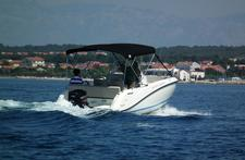 thumbnail-5 Quicksilver 20.0 feet, boat for rent in Zadar region, HR