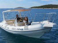 thumbnail-2 RAGUSA MARINE 24.0 feet, boat for rent in Šibenik region, HR