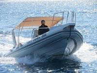 thumbnail-4 RAGUSA MARINE 24.0 feet, boat for rent in Šibenik region, HR