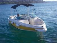 thumbnail-2 Sea Ray Boats 18.0 feet, boat for rent in Šibenik region, HR