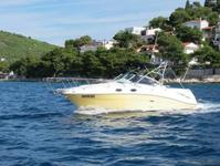 thumbnail-2 Sea Ray Boats 30.0 feet, boat for rent in Šibenik region, HR
