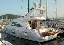 thumbnail-2 Sealine 50.0 feet, boat for rent in Split region, HR
