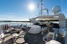 thumbnail-7 Sunseeker International 104.0 feet, boat for rent in Zadar region, HR