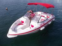 thumbnail-2 Tahoe Boats 18.0 feet, boat for rent in Šibenik region, HR