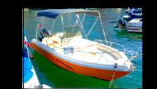 thumbnail-1 Terminalboat 18.0 feet, boat for rent in Primorska , SI