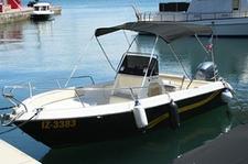 thumbnail-1 Terminalboat 20.0 feet, boat for rent in Primorska , SI