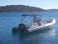 thumbnail-2 Valiant 24.0 feet, boat for rent in Zadar region, HR
