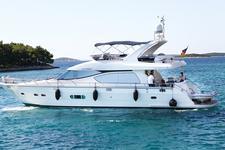 thumbnail-2 Yaretti 71.0 feet, boat for rent in Šibenik region, HR