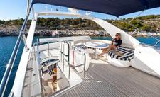 thumbnail-4 Yaretti 71.0 feet, boat for rent in Šibenik region, HR