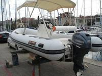 thumbnail-3 Bura boats 15.0 feet, boat for rent in Zadar region, HR