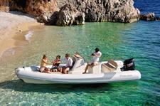 thumbnail-2 Falkor Boats Horvat i kćeri d.o.o. 21.0 feet, boat for rent in Split region, HR