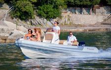 thumbnail-3 Falkor Boats Horvat i kćeri d.o.o. 21.0 feet, boat for rent in Split region, HR